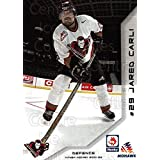 Jared Carli Hockey Card 2001-02 Calgary Hitmen #7 Jared Carli