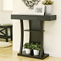 247SHOPATHOME ID-29308, sofa table, Cappuccino