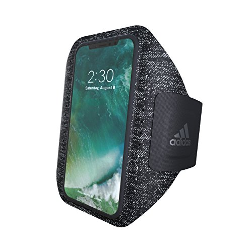 adidas Running - Sport Armband für Apple iPhone & Samsung Handys - Sportarmband - Handy Armband - Smartphone Armband Handyhülle für Jogging, Laufen, Fitness & Sport usw. iPhone 8 Performance