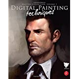 Digital Painting Techniques: Practical Techniques of Digital Art Masters