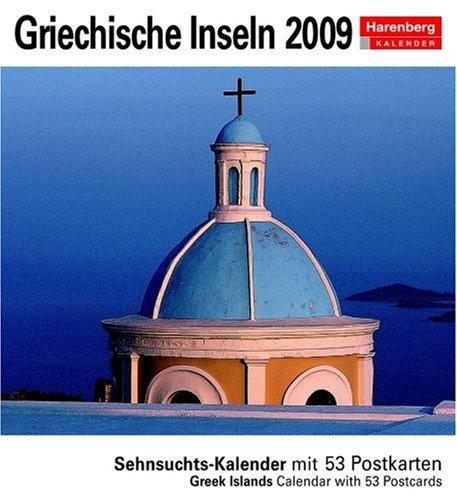 Harenberg Sehnsuchts-Kalender Griechische Inseln 2009
