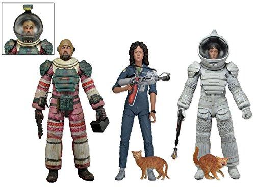 "Neca Aliens 7"" Figure Assortment - Series 4 Set of 3"