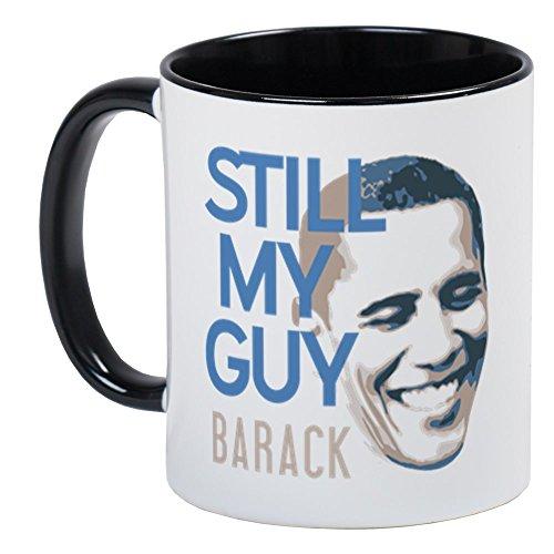 CafePress Still My Guy BARACK Mug Unique Coffee Mug, Coffee Cup