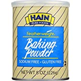 Hain Pure Foods Baking Powder Low Salt (12x8 Oz)