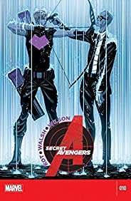 Secret Avengers (2014-2015) #10 (English Edition)