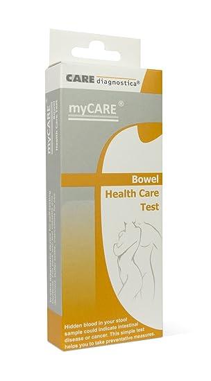 Mycare Blut Im Stuhl Test Zur Darmkrebsvorsorge Amazonde Drogerie