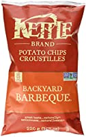Kettle Chips Backyard BBQ Chips, 220 Gram