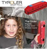The Glider D-2, Magnetic Window Cleaner for Double Glazed Windows, with up to 20 mm thickness