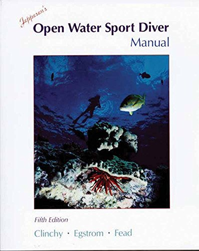 Jeppesen's Open Water Sport Diver Manual ()