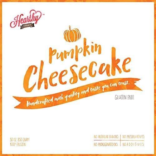 Pumpkin Cheesecake - Hearthy Pumpkin Cheesecake Gluten Free