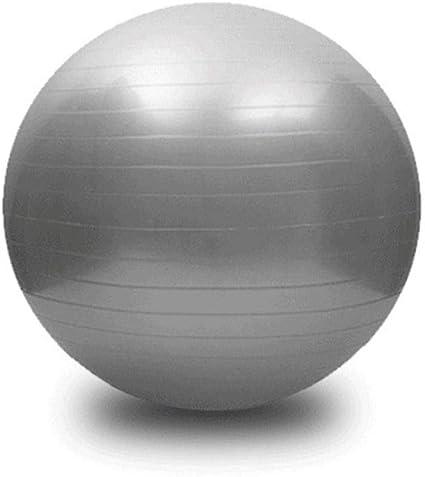 Ssery 55CM Balón de Ejercicio Anti-explosión, Fitness Yoga Ball ...