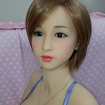 WMDOLL(TM) Lifelike Silicone Sex Dolls Real Doll Full Body with Metal Skeleton - Mignon