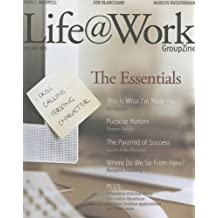 Life@Work Groupzine: The Essentials by John C. Maxwell (2007-01-29)