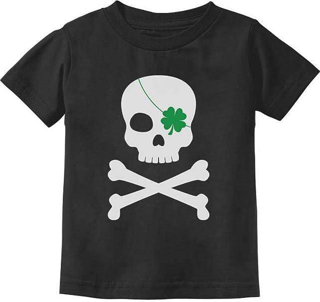 Irish Shamrock Cute St Patrick/'s Day Clover Long sleeve kids T-Shirt Gift
