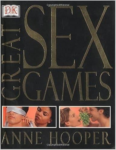 Anne hooper great sex games