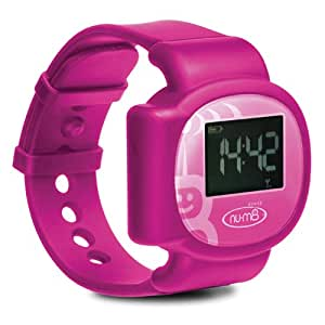 LOK8U NUM8-PINK Child Locator GPS Watch
