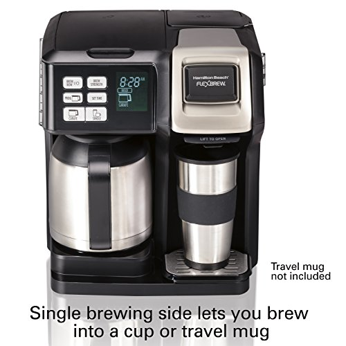 Hamilton Beach 49966 Coffee Maker With Thermal Carafe