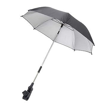 Amazon.com: Sttech1 - Paraguas para cochecito de bebé con ...