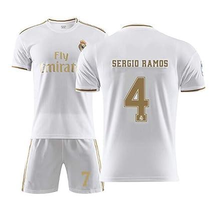 WSAYY Traje De Fútbol, Camiseta de fútbol Pantalones Cortos ...