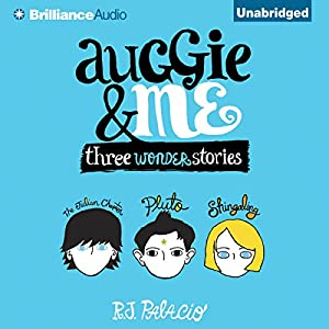 Auggie & Me Audiobook