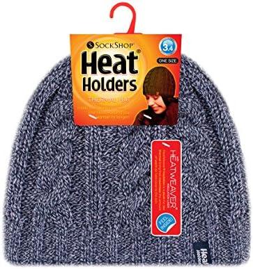 Donna Heat Holders Berretto in maglia