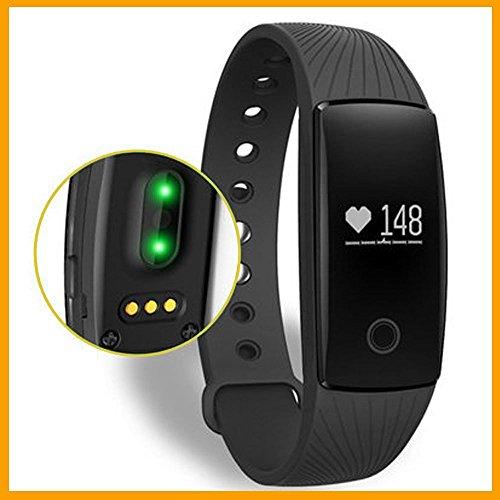 Fitnessarmband ,Fitness-Tracker Activity Tracker Sport-Armband mit Schrittzähler,Herzfrequenz-Monitor, Schlafanalyse