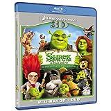 Shrek Forever After   3D/DVD Combo