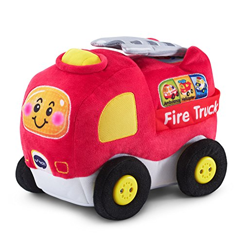 VTech Crawl & Cuddle Fire Truck (Infant Fire Truck)