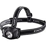 VARTA LED X5 Headband Flashlight LED Black