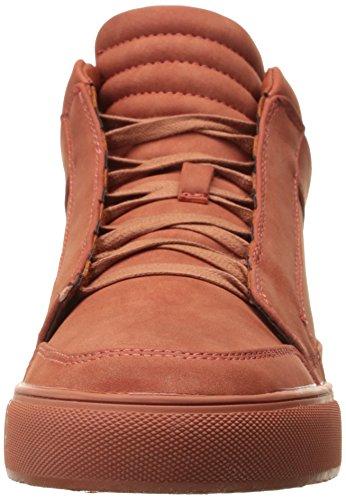 Steve Madden Mens Defstar Fashion Sneaker Ruggine Nubuck