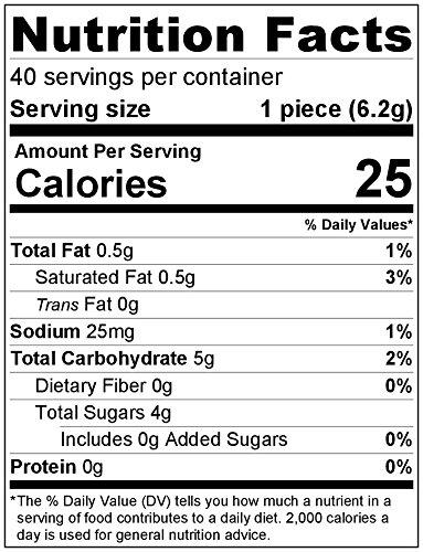 Amazon.com : Chiclosos de Cajeta Goat Milk Caramel Candy Coronado 8.92 Oz : Grocery & Gourmet Food