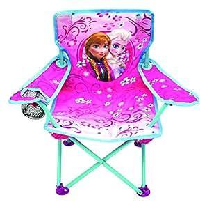 Amazon Com Disney Frozen Fold N Go Chair Toys Amp Games