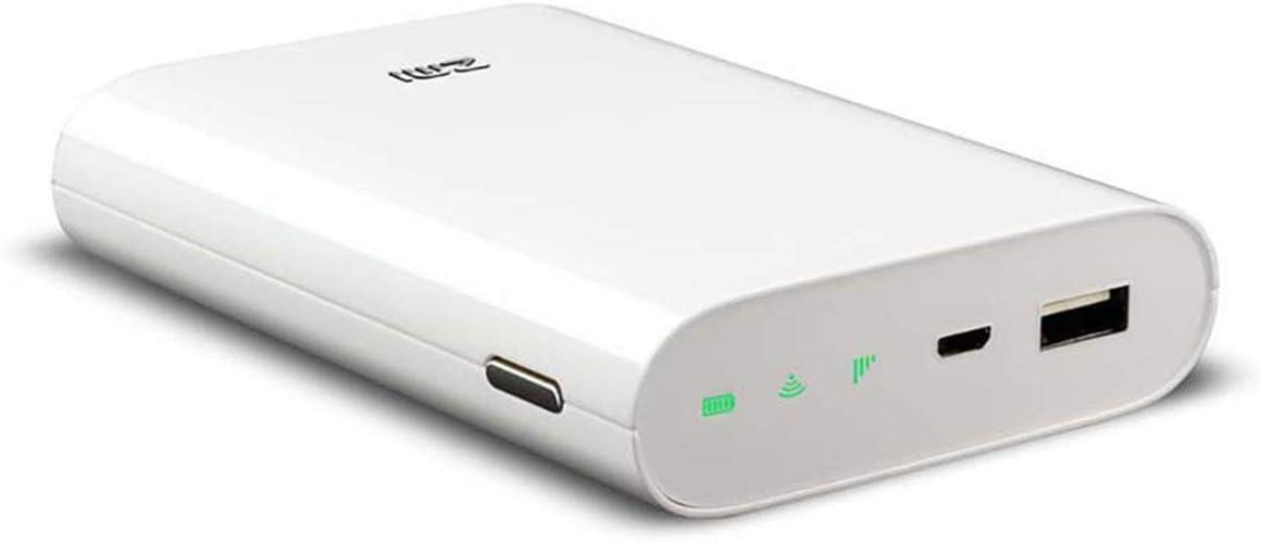 MXECO Protable 4G Wifi Router 7800 mAh Power Bank 3G 4G Wifi Repeater Wifi Router Hotspot Carga para ZMI MF885