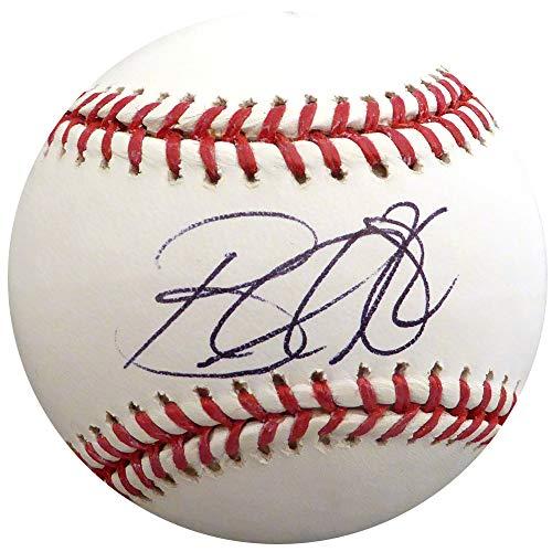 Brandon Webb Autographed Official MLB Baseball Arizona Diamondbacks Beckett BAS #H10403