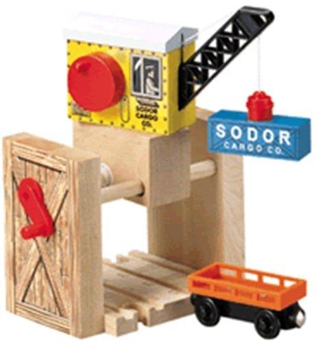 Sodor Cargo Crane - Thomas the Tank 99321 Sodor Cargo Crane