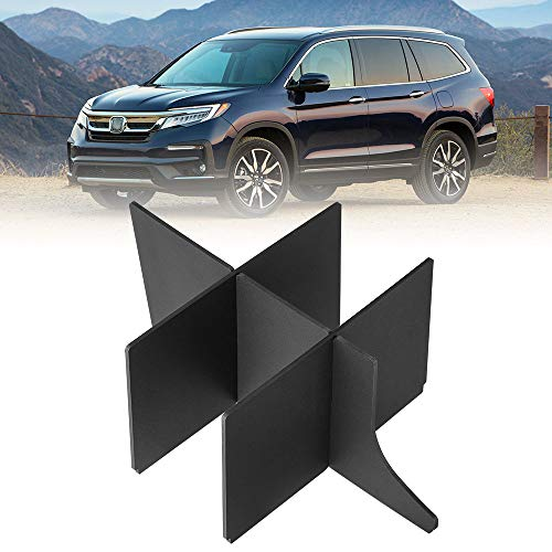2018 Honda Pilot Accessories - JoyTutus Fits 2016 to 2019 Honda Pilot Center Console Organizer for Ridgeline Passport Accessories