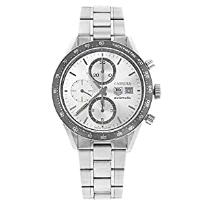Tag Heuer Carrera Automatic-self-Wind Male Watch CV2011.BA0786 (Certified Pre-Owned)