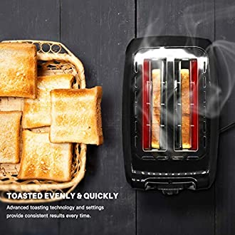 Two Slice Toaster Image