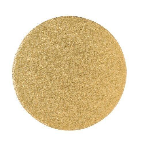 Gold Cake Drum - 12