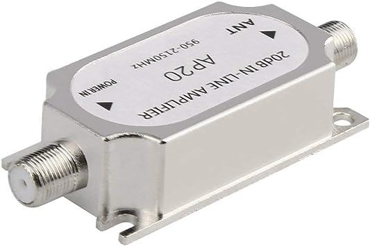 DF-FR - Amplificador de señal de 20 dB para la Potencia del ...