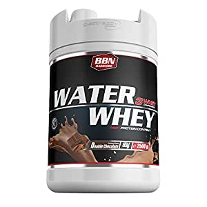 Best Body Nutrition BBN Hardcore Water Whey Double Chocolate - 2500 gr