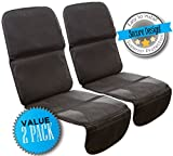 Zohzo Child & Infant Car Seat Protector (2 Pack)