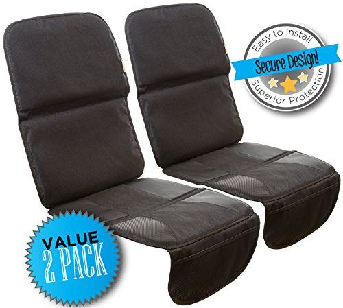 Best Review Of Zohzo Child & Infant Car Seat Protector (2 Pack)
