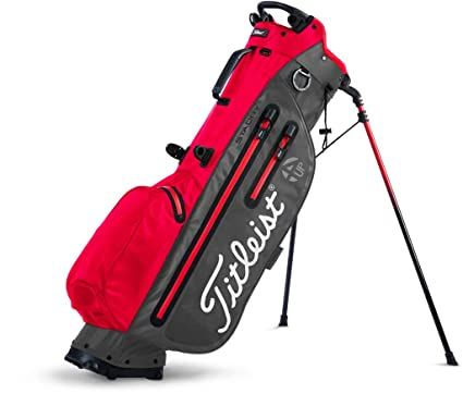 Amazon.com: Titleist jugadores 4Up Stadry bolsa de Golf ...