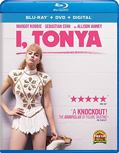 Blu-ray : I, Tonya (With DVD, 2 Pack, 2PC)