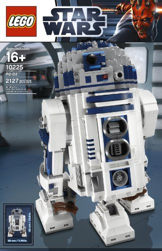 LEGO Star Wars 10225 R2D2 (Discontinued by manufacturer)
