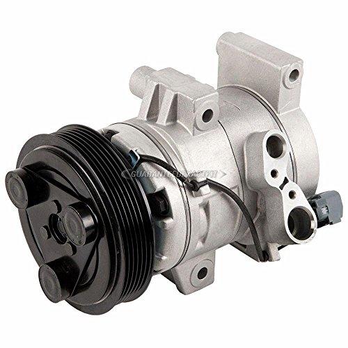 Mazda 6 A/c Compressor - AC Compressor & A/C Clutch For Mazda 6 2009 2010 2011 2012 2013 - BuyAutoParts 60-03234NA New