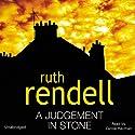 A Judgement in Stone Hörbuch von Ruth Rendell Gesprochen von: Carole Hayman