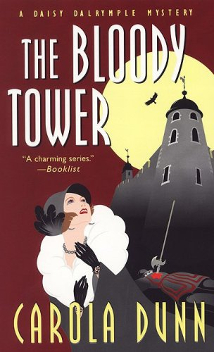 The Bloody Tower (Daisy Dalrymple Mysteries)