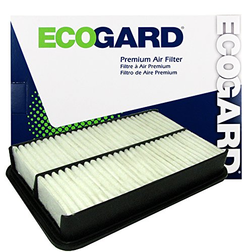 ECOGARD XA4722 Premium Engine Air Filter Fits Toyota Corolla / Chevrolet Prizm / Mazda Millenia